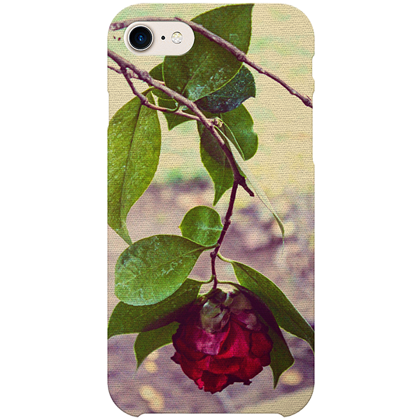Camelia iPhone Case by The Reclusive Blogger