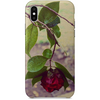 Camelia iPhone X Case by The Reclusive Blogger