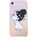 Crystal Visions iPhone Case by Dija Ouija