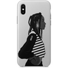 est 21 iPhone X case by african illustrator artista amarela