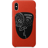 Face 1iPhone X Case by Nigerian artist TEDA
