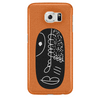 Face 2 Samsung Case by TEDA
