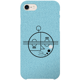 Face 3 iPhone Case by TEDA