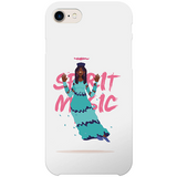 Pentecostal iPhone X Case by Luthando Mfabe