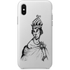 rainha nzinga iPhone x case by artista amarela