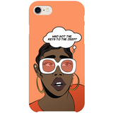 supa dupa fly iPhone case by nyanza d