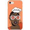 supa dupa fly iPhone case by black-british artist nyanza d