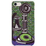 Phone iPhone case by black-british artist natasha lisa