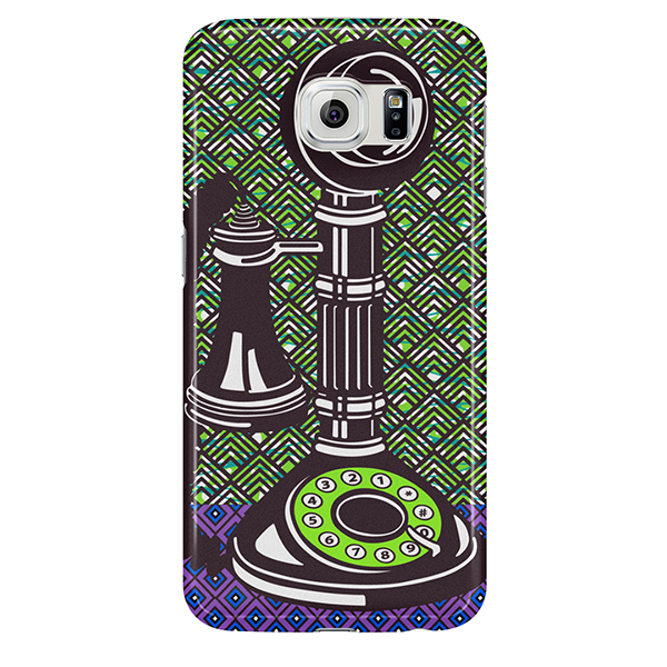 Phone samsung case by natasha lisa