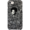 Young Michael iPhone X case by Nigerian artist Tunde Omotoye