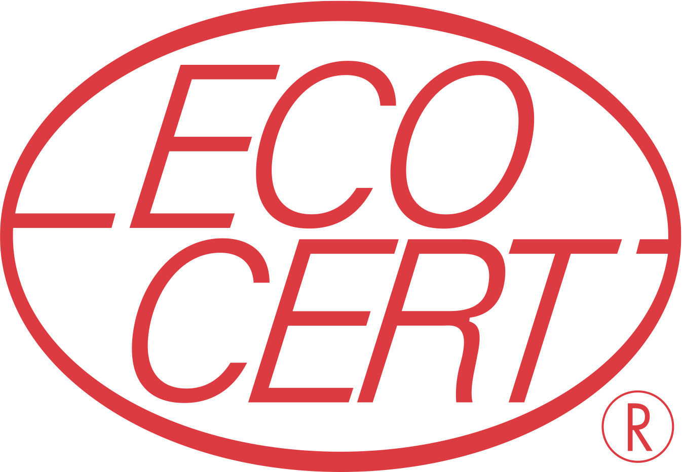 Ecocert essential oil