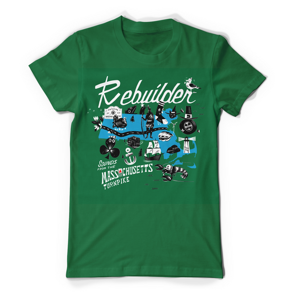 Rebuilder - Mass Pike Shirt
