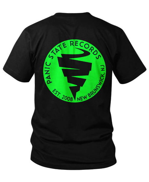 PSR Logo - Lime Green