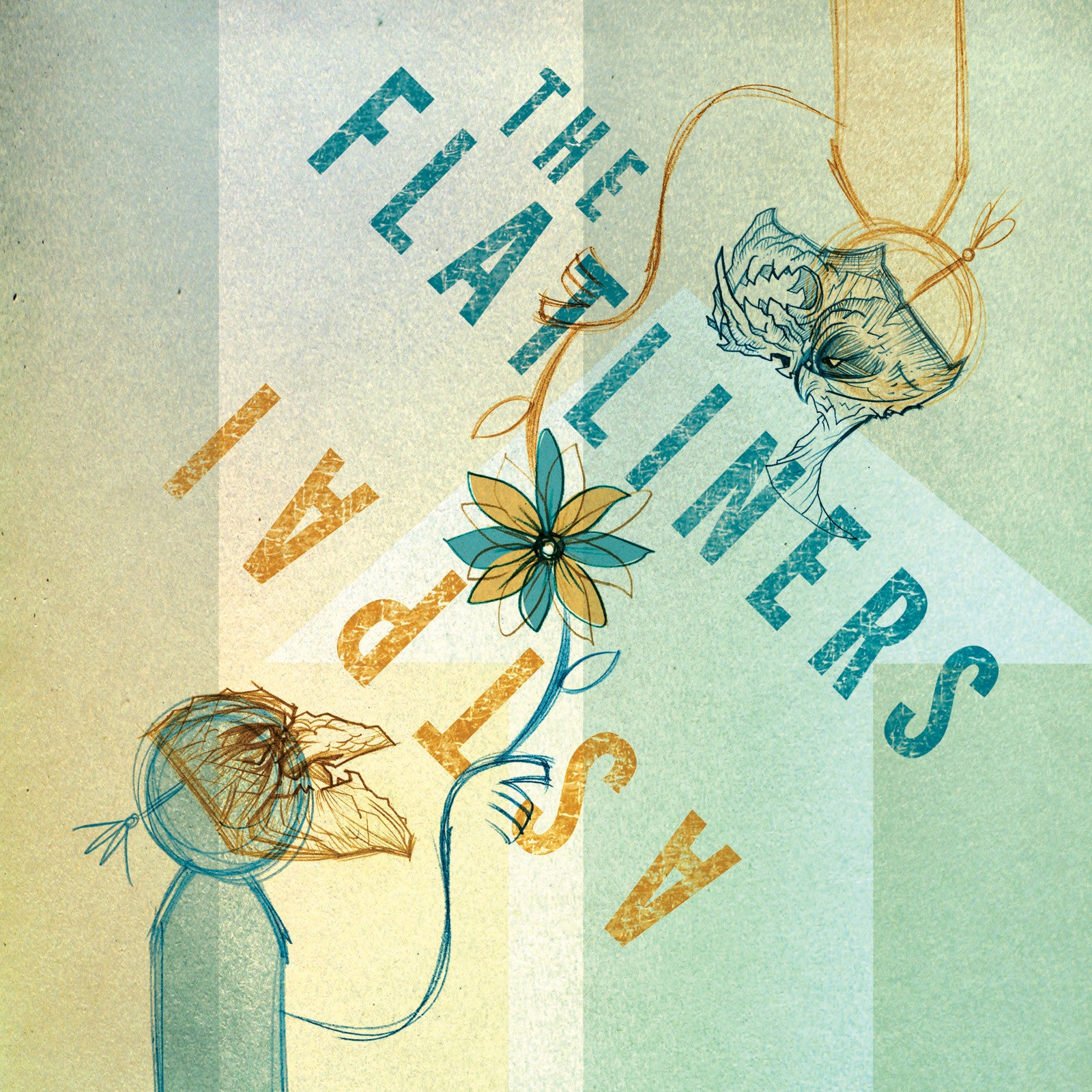 The Flatliners / Astpai Split