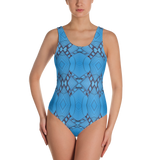 hinesii 'Inversion Golden Gate' One-Piece Swimsuit