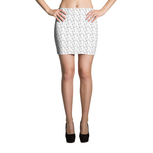 hinesii 'Tessie' Mini Skirt