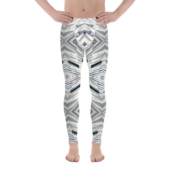 hinesii 'Shards' Men's Leggings