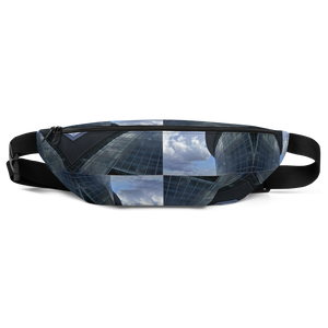 hinesii 'Lit Denim' Fanny Pack