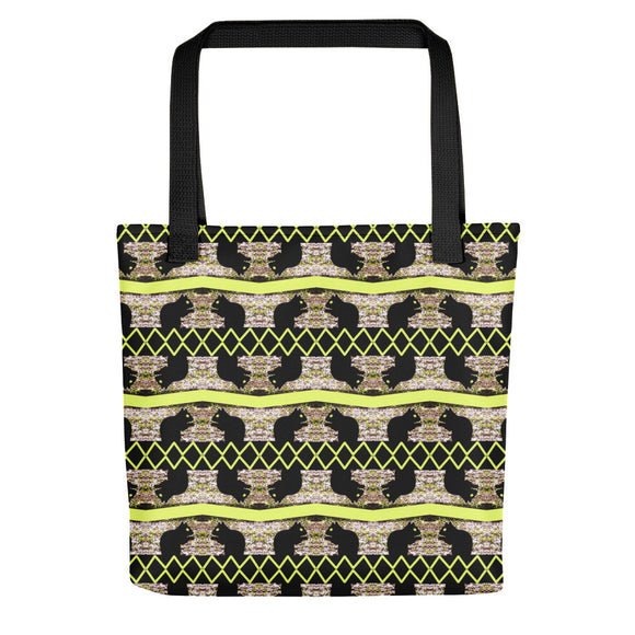 hinesii 'Squirrel' Tote Bag