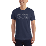 hinesii 'Animal Lover' Short-Sleeve T-Shirt