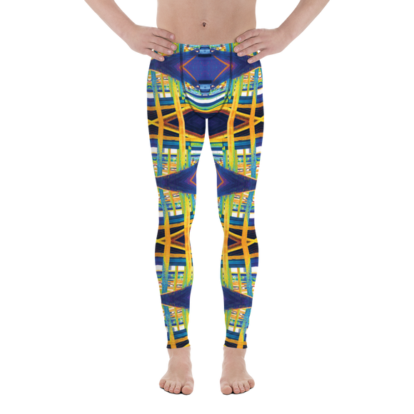 hinesii 'Kozmic' Men's Leggings
