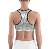 hinesii 'Tessie Grays' Sports Bra
