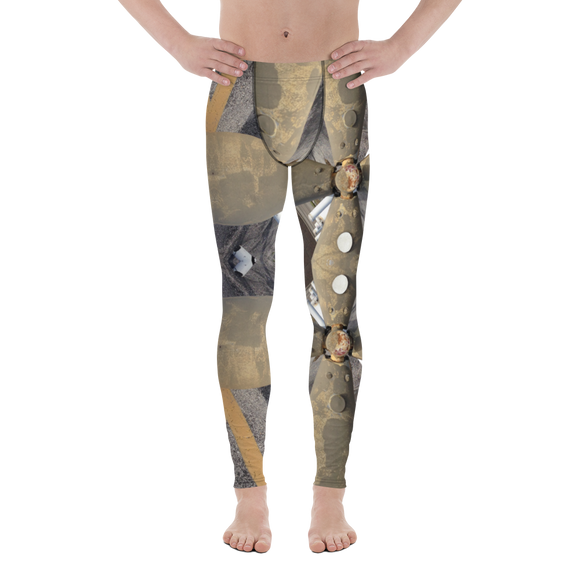 hinesii 'Portal' Men's Leggings