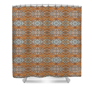 Rusty Lace - Shower Curtain