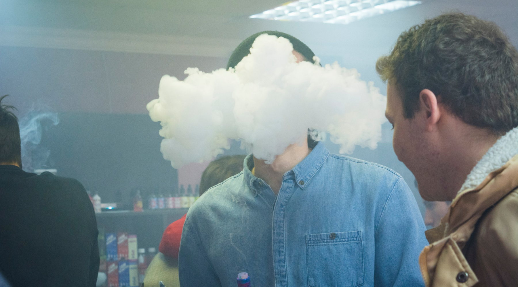 Vape Shop in Reigate & Banstead, UK