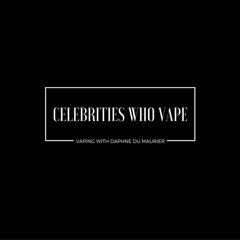 Celebrities Who Vape — Why It's Important