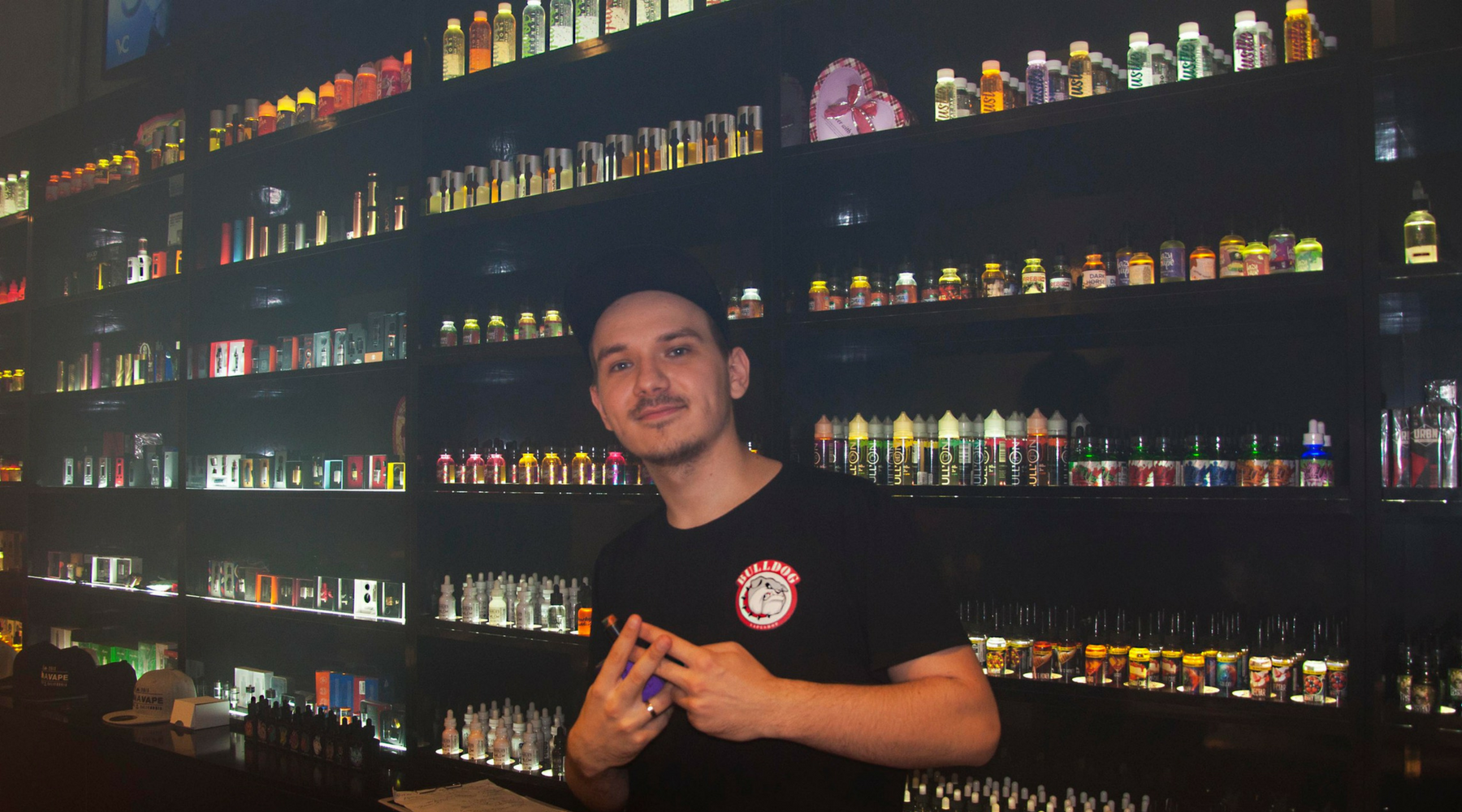 Vape Shop in Trafford, UK