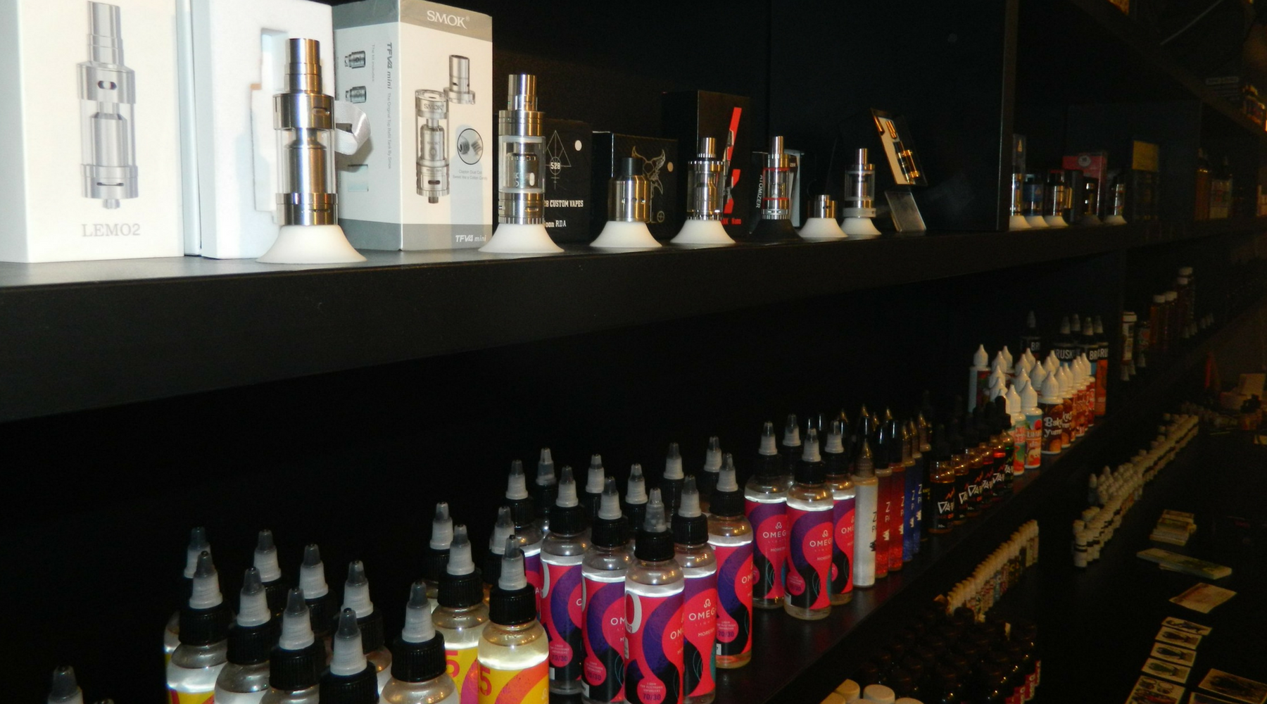 Vape Shop in Stoke-on-Trent, UK