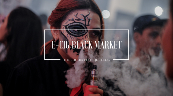 Could E-Cigarette Regulations Create A Black Market?
