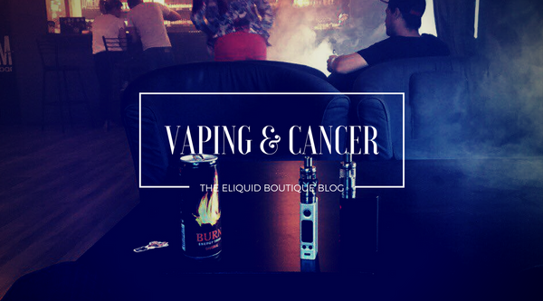 New Study Shows Vaping Reduces Risks of Cancer