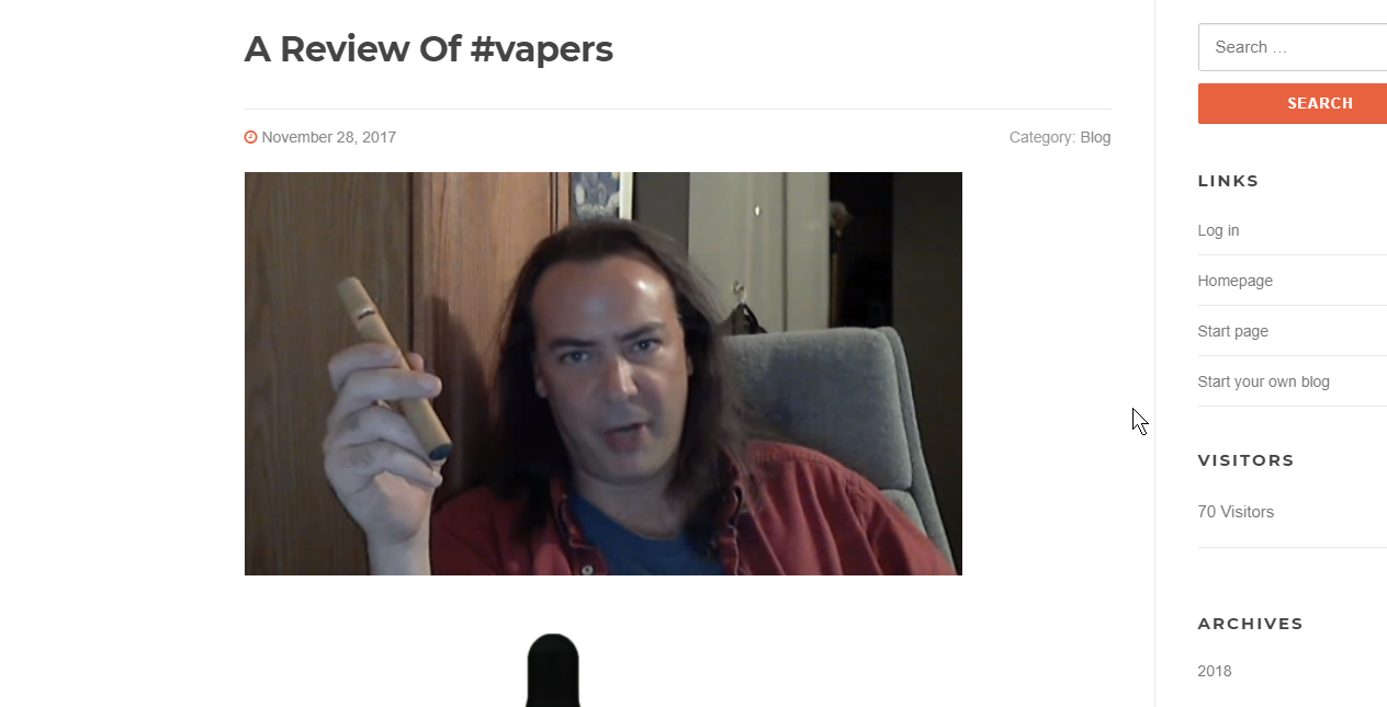 Medium Competition Vape Backlinks Package - Private Vape Blog Network