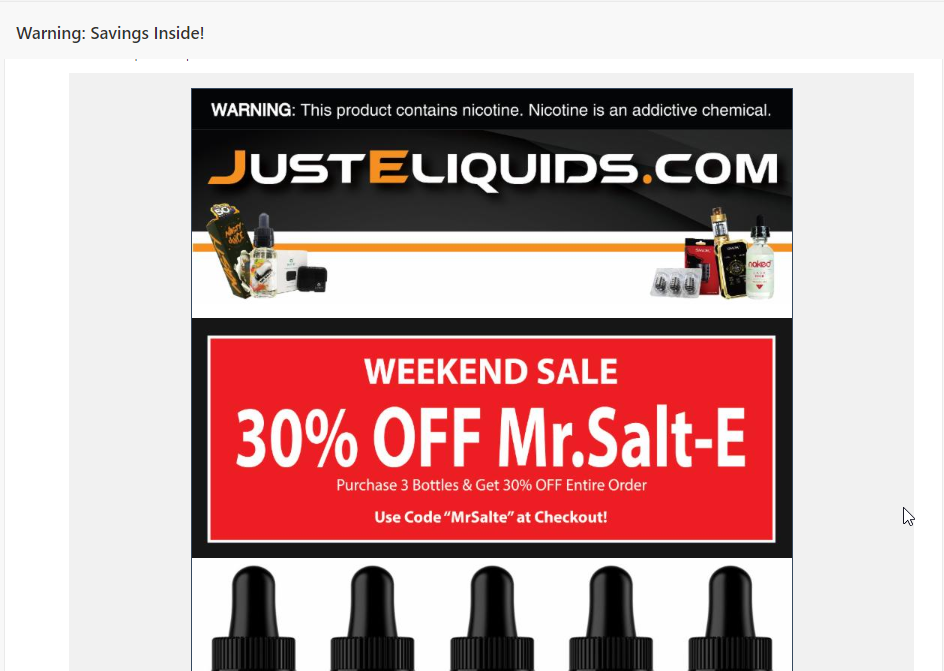 Vape Email Marketing - How To Create A Vape Newsletter That Converts