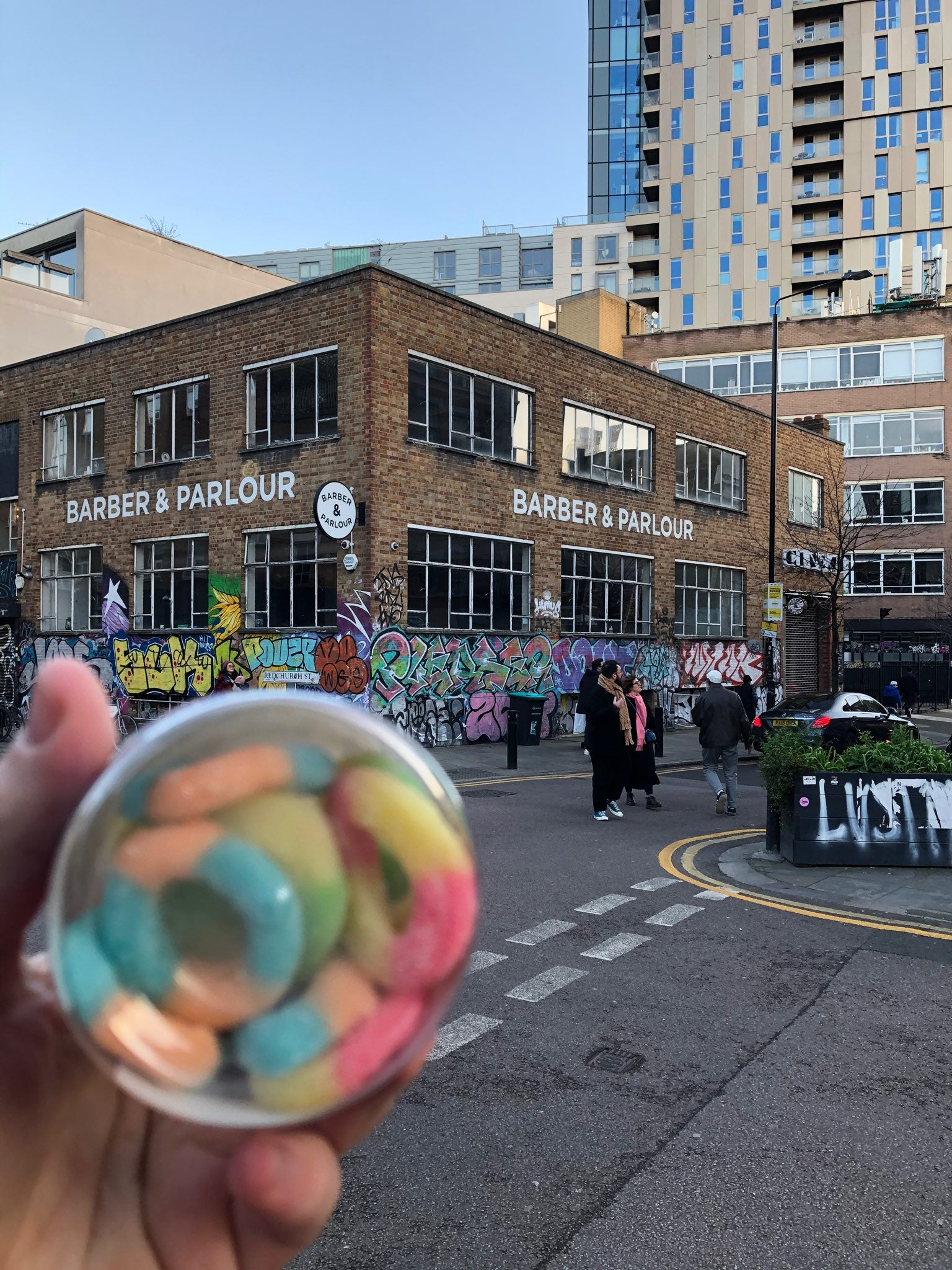 Small CBD Gummy Rings