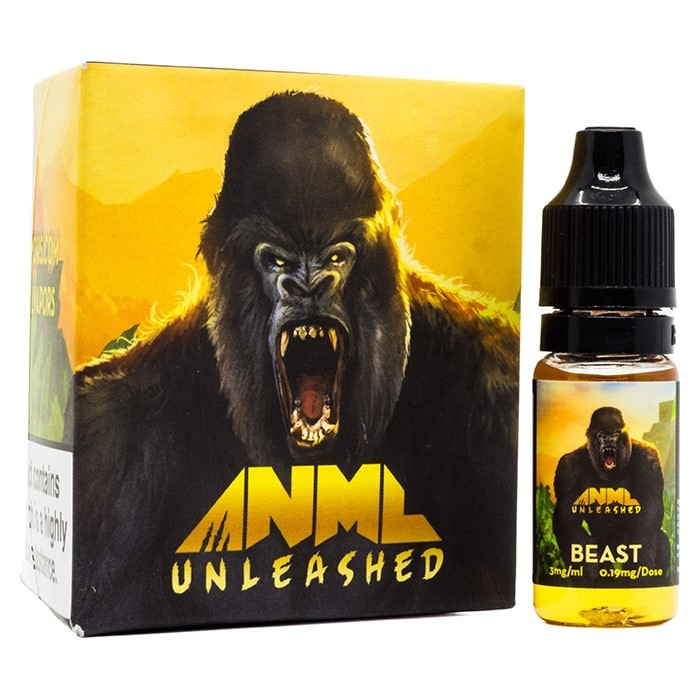 Vape Review of ANML Unleashed - Beast E-Liquid