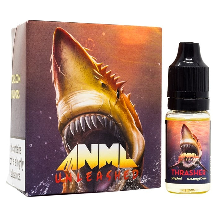 Vape Review of ANML Unleashed - Thrasher E-Liquid