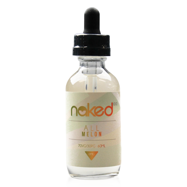 Vape Review of All Melon by Naked 100 E-liquid (60ML)