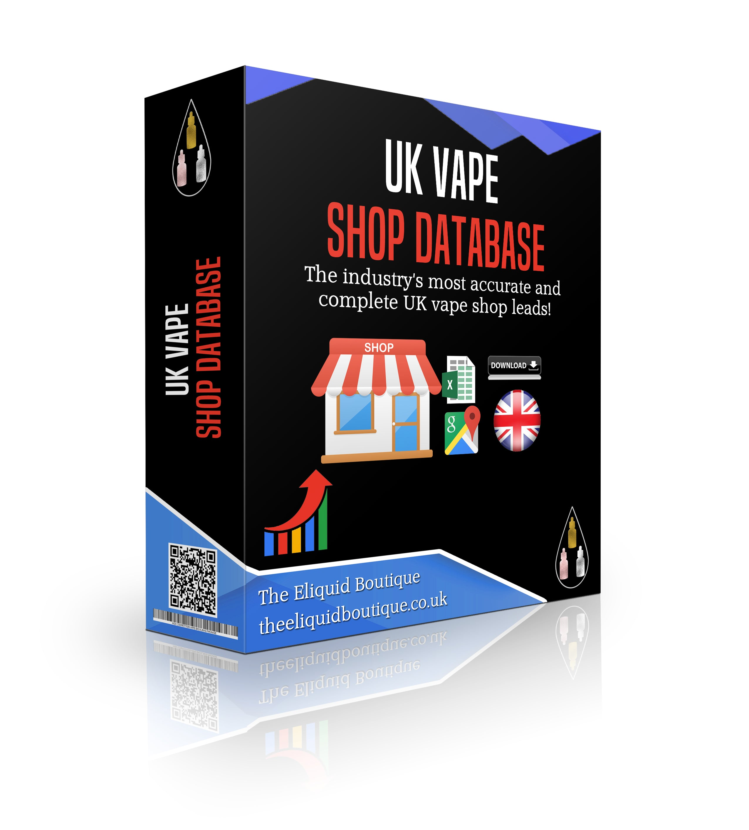 Skyrocket your E-Juice Wholesale Sales with Our UK Vape Shop Leads