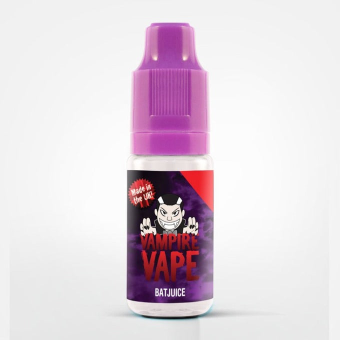 Vape Review of Bat Juice E-Liquid 10ml (High PG)