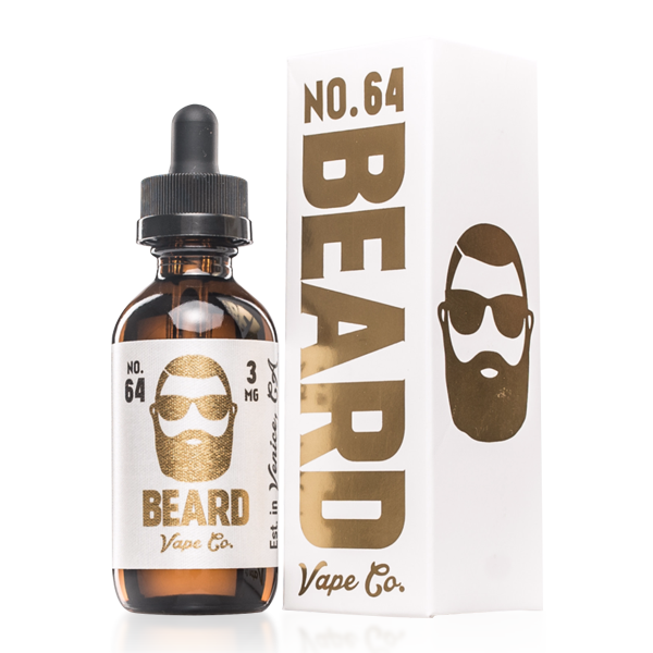 Vape Review of Beard Vape Co. Number #64 E-liquid (60ML)