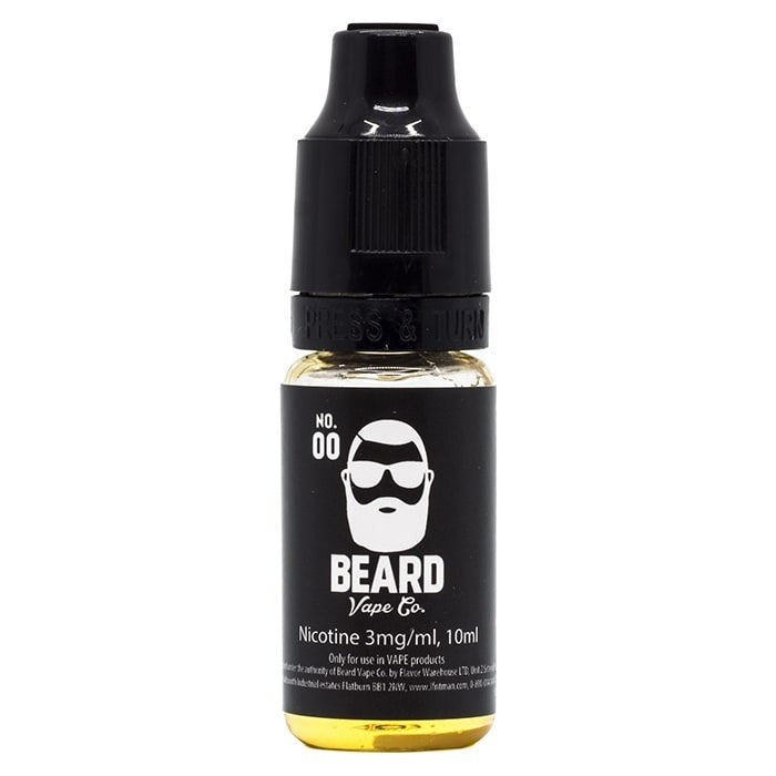 Vape Review of Beard Vape Co - #00