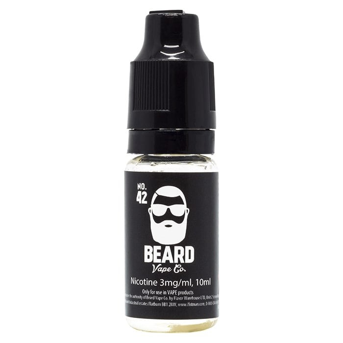 Vape Review of Beard Vape Co - #42