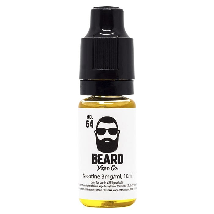 Vape Review of Beard Vape Co - #64 E-Liquid
