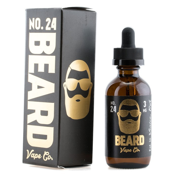 Vape Review of Beard Vape Co #24 60ml