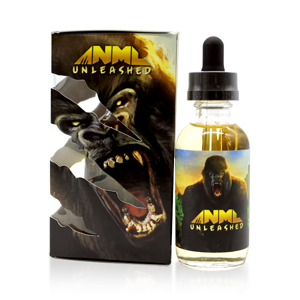 Vape Review of Beast by ANML Unleashed E-liquid (60ML)