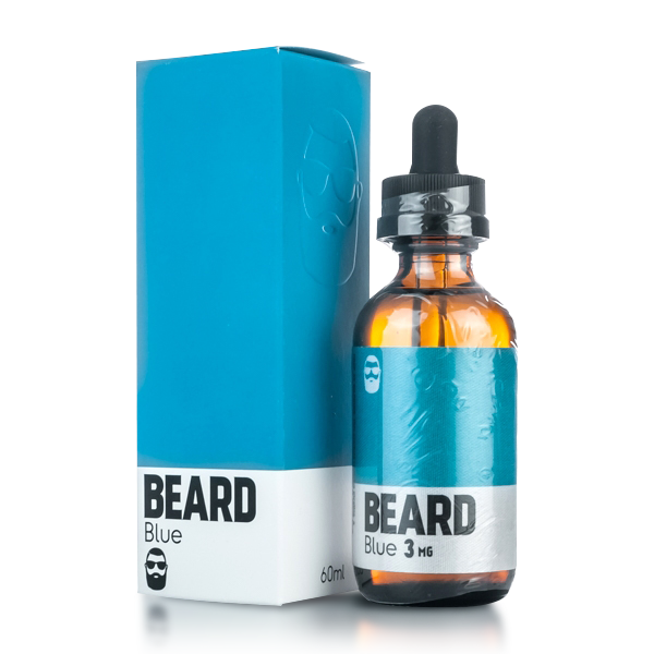 Vape Review of Blue by Beard Vape Co E-liquid (60mL)