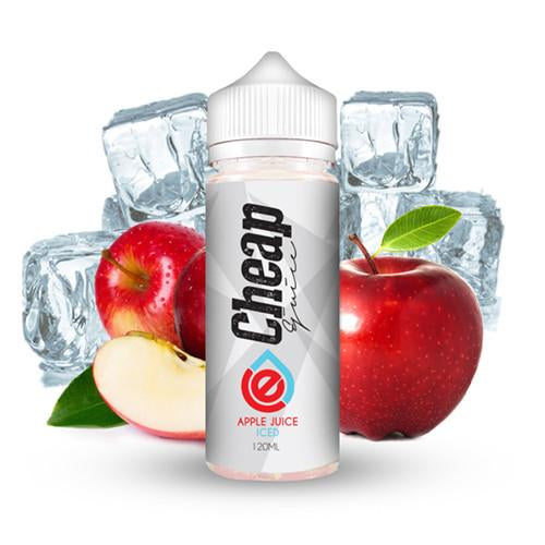 Vape Review of CHEAP E-JUICE APPLE JUICE ICED EJUICE